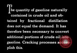Image of crude gasoline United States USA, 1924, second 4 stock footage video 65675028668