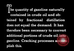 Image of crude gasoline United States USA, 1924, second 8 stock footage video 65675028668