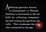 Image of crude gasoline United States USA, 1924, second 2 stock footage video 65675028669