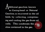 Image of crude gasoline United States USA, 1924, second 12 stock footage video 65675028669