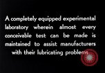Image of lubricating oil Indiana United States USA, 1926, second 9 stock footage video 65675028681