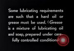 Image of lubricating oil Indiana United States USA, 1926, second 8 stock footage video 65675028682