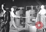 Image of industrial workers at ingot-furnace United States USA, 1920, second 4 stock footage video 65675028691
