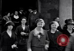 Image of Albion College inaugural ceremony Albion Michigan USA, 1920, second 3 stock footage video 65675028693