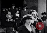 Image of Albion College inaugural ceremony Albion Michigan USA, 1920, second 4 stock footage video 65675028693