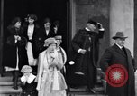 Image of Albion College inaugural ceremony Albion Michigan USA, 1920, second 11 stock footage video 65675028693