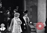 Image of Albion College inaugural ceremony Albion Michigan USA, 1920, second 12 stock footage video 65675028693