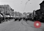 Image of Academic processions Albion Michigan USA, 1920, second 3 stock footage video 65675028694