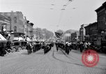 Image of Academic processions Albion Michigan USA, 1920, second 5 stock footage video 65675028694