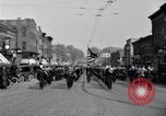 Image of Academic processions Albion Michigan USA, 1920, second 8 stock footage video 65675028694