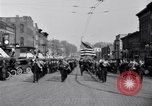 Image of Academic processions Albion Michigan USA, 1920, second 9 stock footage video 65675028694