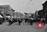 Image of Academic processions Albion Michigan USA, 1920, second 10 stock footage video 65675028694