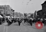 Image of Academic processions Albion Michigan USA, 1920, second 11 stock footage video 65675028694