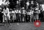 Image of Golfer playing tee shot United States USA, 1920, second 9 stock footage video 65675028696