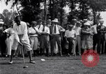 Image of Golfer playing tee shot United States USA, 1920, second 11 stock footage video 65675028696