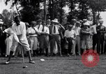 Image of Golfer playing tee shot United States USA, 1920, second 12 stock footage video 65675028696