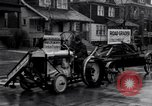 Image of Fordson Tractor Detroit Michigan USA, 1921, second 3 stock footage video 65675028698