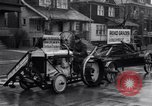 Image of Fordson Tractor Detroit Michigan USA, 1921, second 4 stock footage video 65675028698