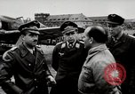 Image of Adolf Galland General Der Jagdfleiger visits AFB Berlin-Staaken Germany, 1944, second 2 stock footage video 65675028706