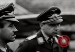 Image of Adolf Galland General Der Jagdfleiger visits AFB Berlin-Staaken Germany, 1944, second 6 stock footage video 65675028706