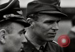 Image of Adolf Galland General Der Jagdfleiger visits AFB Berlin-Staaken Germany, 1944, second 10 stock footage video 65675028706