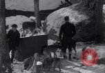 Image of Malamute Alaskan sledge dogs Wonalancet New Hampshire USA, 1934, second 9 stock footage video 65675028712
