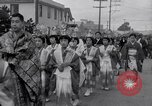 Image of 10th anniversary of Salinas Buddhist Church Salinas California USA, 1934, second 11 stock footage video 65675028713
