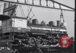 Image of locomotive engine Eddystone Pennsylvania USA, 1934, second 6 stock footage video 65675028716