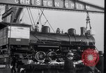 Image of locomotive engine Eddystone Pennsylvania USA, 1934, second 10 stock footage video 65675028716