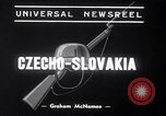 Image of German troops invade Czechoslovakia Brno Moravia Czechoslovakia, 1939, second 7 stock footage video 65675028720