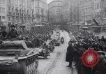 Image of German troops invade Czechoslovakia Brno Moravia Czechoslovakia, 1939, second 9 stock footage video 65675028720