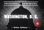 Image of Senator William Edgar Borah Washington DC USA, 1939, second 1 stock footage video 65675028721