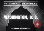 Image of Senator William Edgar Borah Washington DC USA, 1939, second 2 stock footage video 65675028721