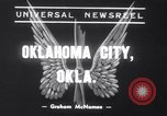 Image of Transport plane debris at crash site Oklahoma City Oklahoma USA, 1939, second 1 stock footage video 65675028723