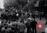 Image of Strikers from steel plants Monroe Michigan USA, 1937, second 11 stock footage video 65675028726