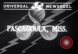 Image of African Comet Pascagoula Mississippi USA, 1941, second 7 stock footage video 65675028728
