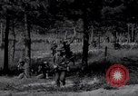 Image of US army with Flamethrowers Fort Belvoir Virginia USA, 1941, second 5 stock footage video 65675028729