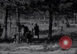 Image of US army with Flamethrowers Fort Belvoir Virginia USA, 1941, second 7 stock footage video 65675028729