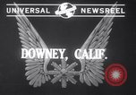 Image of Production of Vultee BT-13 planes Downey California USA, 1941, second 2 stock footage video 65675028730
