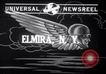Image of Army and Navy officials fly gliders Elmira New York USA, 1941, second 7 stock footage video 65675028732