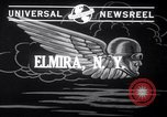 Image of Army and Navy officials fly gliders Elmira New York USA, 1941, second 8 stock footage video 65675028732