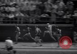 Image of Track and field events at Franklin field Philadelphia Pennsylvania, 1941, second 13 stock footage video 65675028733