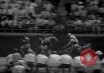 Image of Track and field events at Franklin field Philadelphia Pennsylvania, 1941, second 14 stock footage video 65675028733