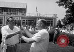 Image of Babe Ruth and TY Cobb Plays golf Flushing Long Island New York USA, 1941, second 6 stock footage video 65675028734
