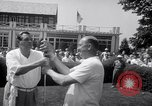 Image of Babe Ruth and TY Cobb Plays golf Flushing Long Island New York USA, 1941, second 7 stock footage video 65675028734