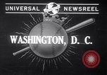 Image of Joe DiMaggio Washington DC USA, 1941, second 2 stock footage video 65675028735