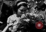 Image of Rose Festival celebrations Newark New Jersey USA, 1941, second 12 stock footage video 65675028737
