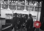 Image of Convicted crew of Italian liner Colorado New York United States USA, 1941, second 4 stock footage video 65675028741