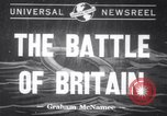 Image of British battleship destroys German supply ship Atlantic Ocean, 1941, second 1 stock footage video 65675028744