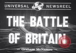 Image of British battleship destroys German supply ship Atlantic Ocean, 1941, second 2 stock footage video 65675028744